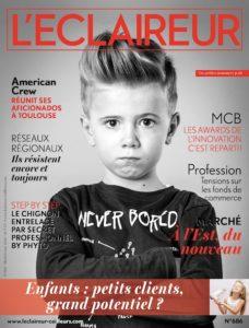 Couverture de magazine REVUE DE PRESSE - L'ECLAIREUR - N°686
